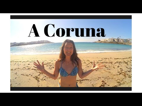 Our big move to A Coruna and finding an apartment!