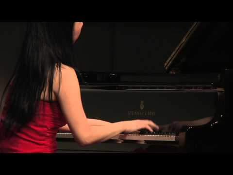 Deutscher Pianistenpreis 2014 Albertina Eunju Song Alte Oper Ffm