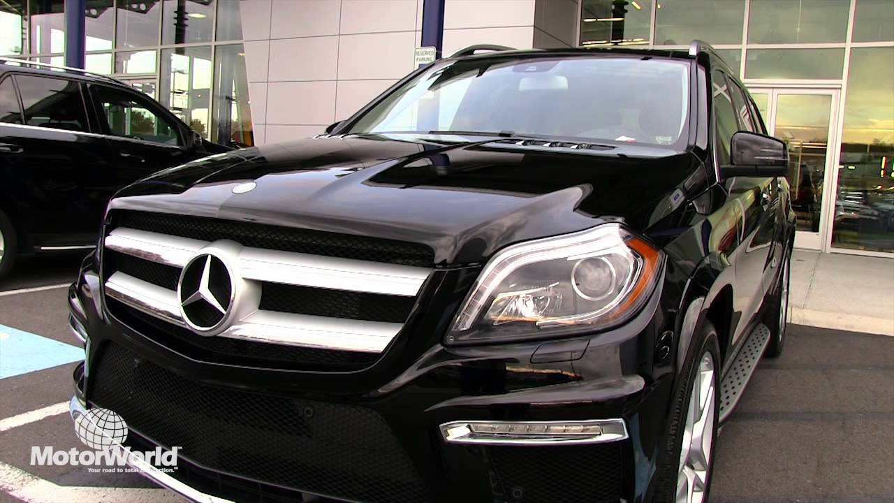 New 2013 mercedes benz gl 550 4matic video wilkes barre for Mercedes benz 550 gl