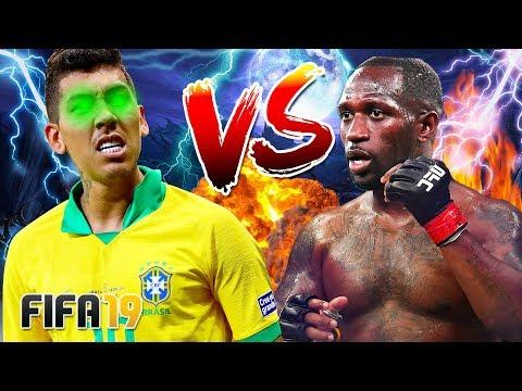 MONTAMOS UM TIME MELHOR QUE A SELEÇÃO BRASILEIRA? | FIFA 19 x MORTAL KOMBAT #21