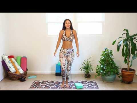 Three Yoga Poses to Improve Balance
