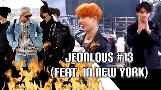 JEONLOUS 13 Feat In NEW YORK JIKOOK KOOKMIN jealous moments ENG 국민러만 보기