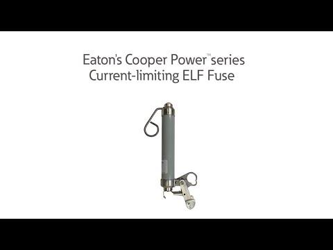 ELF Current Limiting Dropout Fuse