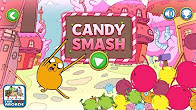 Adventure Time: Elemental – Candy Smash