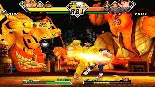 Dolphin Emulator 4.0.2 | Capcom vs. SNK 2 [1080p HD] | Nintendo GameCube