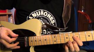 Clases de Guitarra - Rock & Roll para Muñones (64): whatever you want