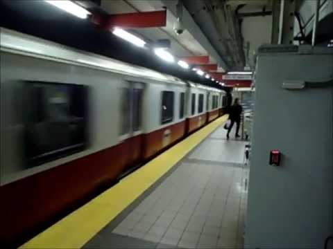 Kendall Square/MIT Subway Stop Tour - Cambridge, MA - MBTA Red Line - Geek Train