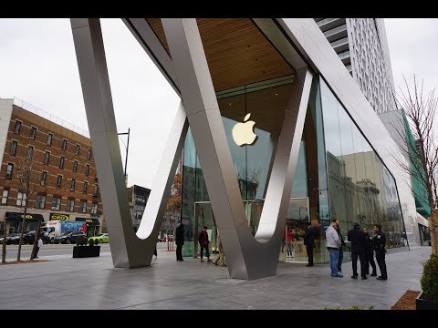 First look: Apple Downtown Brooklyn