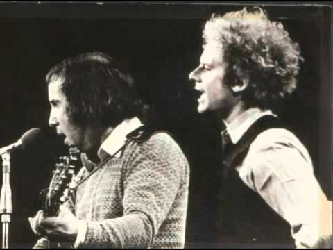 Simon and Garfunkel - The Boxer(Live 1972)