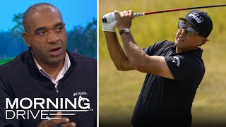 Can Phil Mickelson make the cut at the Safeway Open? | Golf Channel | Morning Drive