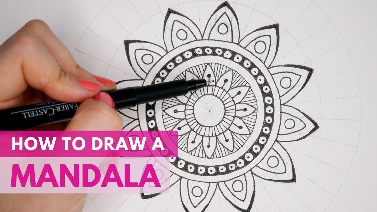 Art Book Designs Cover Tips Mandala