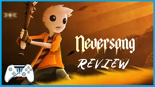 Neversong Review - Peaceful and Creepy (Video Game Video Review)