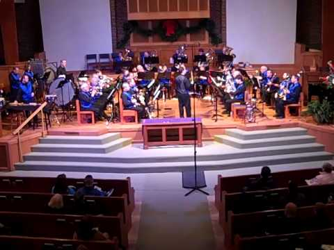 Festive Variations on Adeste Fidelis - Brass Band of Huntsville - 16 Dec 2013