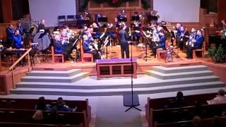 Festive Variations on Adeste Fidelis - Brass Band of Huntsville - 16 Dec 2013