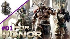 For Honor Story PS4 Pro - Kapitel 1.1 Fürsten und Feiglinge - Let's Play For Honor Deutsch