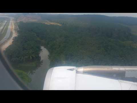 Kuala Lumpur Landing