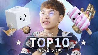 TOP 10 คลิปของปี 2018 ช่อง Atompakon