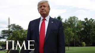 Trump Refuses To Apologize For His Central Park Five Ad: 'They Admitted Their Guilt' | TIME
