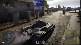 War Thunder drift kill