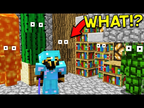 NO ONE EVER FOUND US... (Minecraft Trolling)