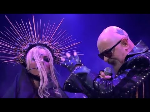 """In This Moment tease """"Black Wedding"""" video the song/video feat. Rob Halford of Priest!"""