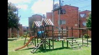 Le quitaron los juegos a un parque, con la promesa de renovarlos, y no los volvieron a instalar