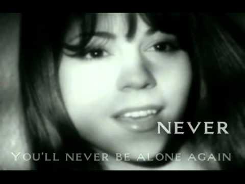 Mariah Carey - Anytime You Need A Friend LYRICS