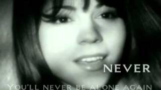 Mariah Carey - Anytime You Need A Friend LYRICS