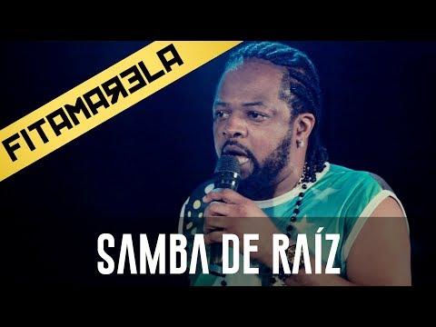 Samba De Raíz - Xande De Pilares Ao Vivo