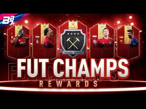 ELITE FUT CHAMPIONS REWARDS! RED IF PLAYER PICKS! | FIFA 19 ULTIMATE TEAM thumbnail