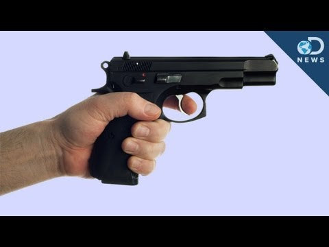 Study Shows Link Between Gun Ownership And Homicide