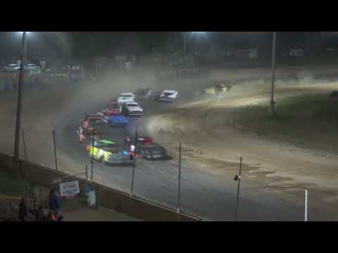Street Stock Feature at Crystal Motor Speedway on 07-07-2018!