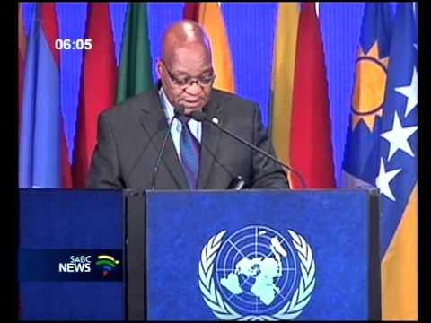 Zuma lashes out at world leaders at Rio+20