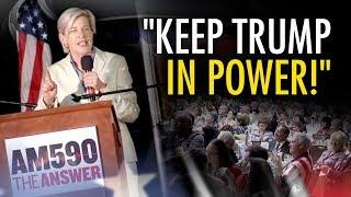 """Katie Hopkins: """"Keep Trump in power, or ..."""