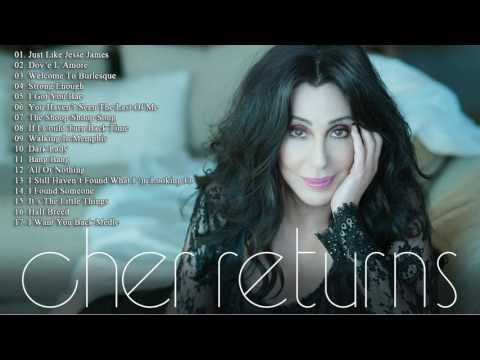 Cher Greatest Hits - Cher Best Songs - The Best of Cher [Live Collection]