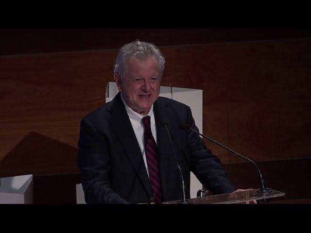 Juan Torras en Foroe: presentación del informe Función Directiva