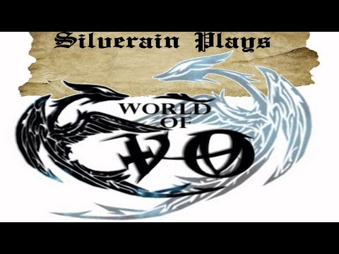 Silverain Plays: World Of Evo (Demo) Ep1: Possible Asset Theft AGAIN