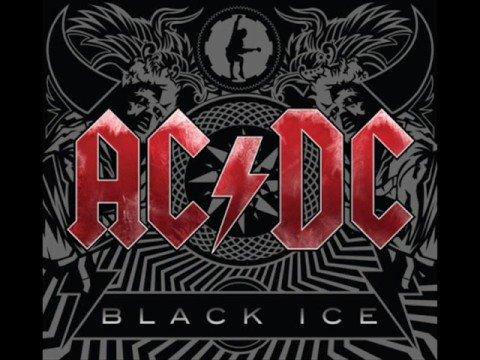 ACDC black ice - rock n roll train