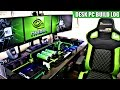 Cover image Ultimate DIY Desk PC Setup & Tour - Full Build Log 2017