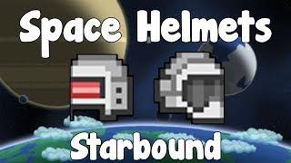 Space Helmets - Starbound Guide - Gullofdoom - Guide/Tutorial - BETA