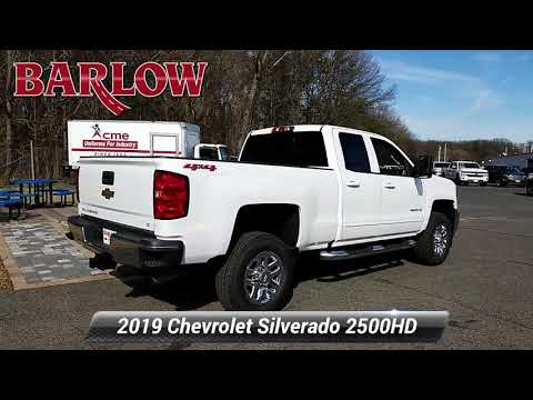 New 2019 Chevrolet Silverado 2500HD LT, Delran, NJ 151521