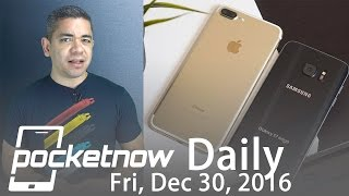 iPhone 7 not hot enough for Galaxy Note 7, Surface Pro 5 & more   Pocketnow Daily