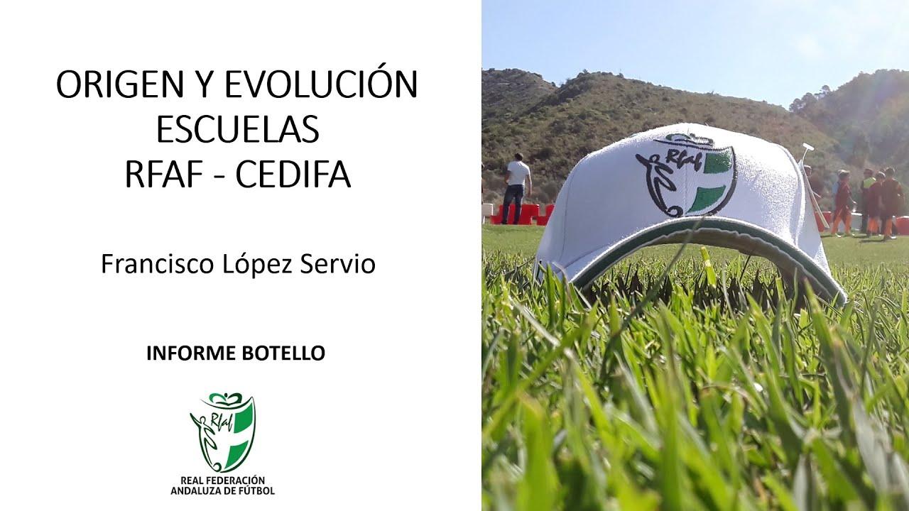 Informe Botello: Escuelas CEDIFA Director D. Francisco López Servio