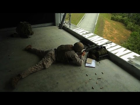 How to Shoot Like a Marine - Sniper Edition
