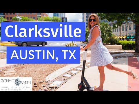 Austin Street Beat - Clarksville - Move To Austin - Best Neighborhood - Historic Austin
