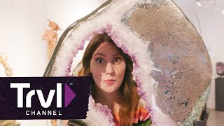 Demystifying Crystals | Travel Channel