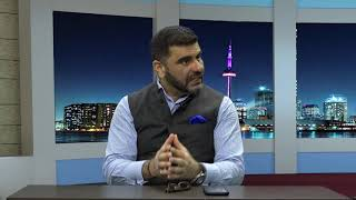 Immigrate to Canada ---- Mr. Arshad Bhatti interviewing Mr. Manu Datta from Team ICC Immigration