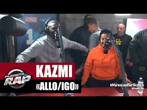 Youtube: Kazmi«Allo /Igo» #PlanèteRap