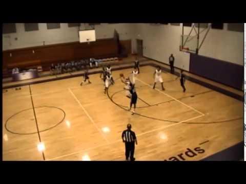 Trey McGowens Guard #5 Wren Middle School Highlights Class of 2018