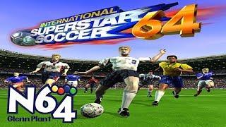 International Superstar Soccer 64 - Nintendo 64 Review - HD